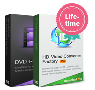 DVD Ripper Pro + HD Video Converter Pack