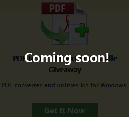PDF to X + WinExt Pro Bundle Giveaway