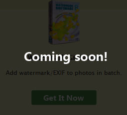 Watermark Giveaway
