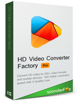 HD Video Converter Factory Pro Lifetime License