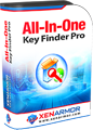 XenArmor All-In-One Key Finder Pro
