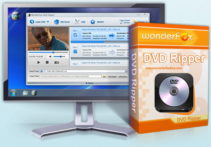 FREE WonderFox DVD Ripper...