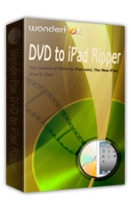 WonderFox DVD to iPad Ripper
