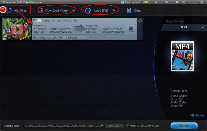How to Clip Video to Multiple Video Parts