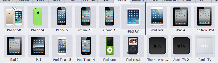 How to Convert DVD to iPad Air Fast with Top Quality
