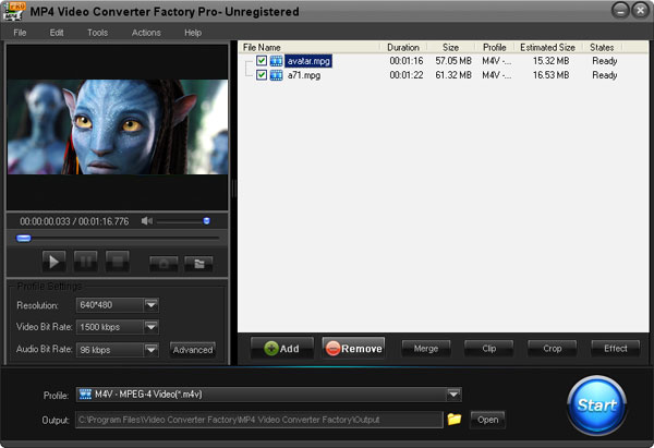 MP4 Video Convertor