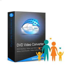 DVD Video Converter 5 PCs