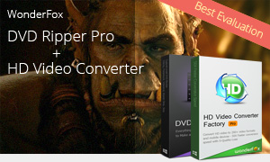 DVD Ripper + HD Video Converter Pack