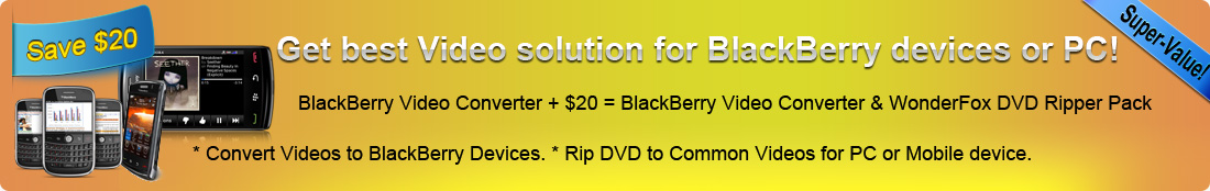 Buy BlackBerry Video Converter