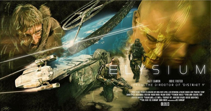 Copy DVD Elysium and Enjoy Movie Elysium at Your Fingertips