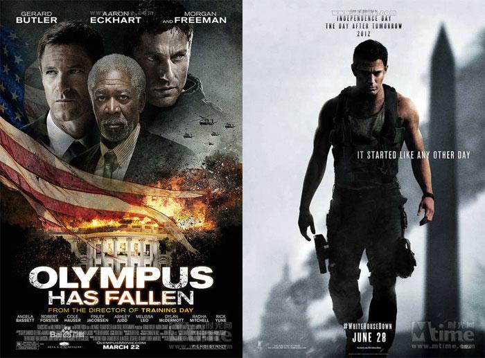 Olympus Has Fallen Full Movie Online