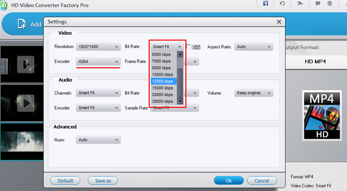 high quality video converter software