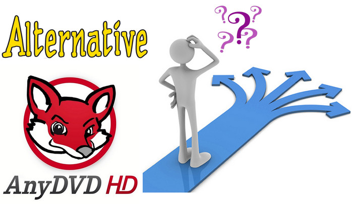 Best AnyDVD Alternative to Decrypt and Copy DVD to HDD