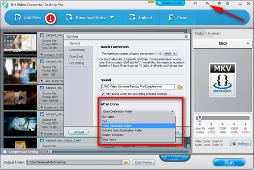 AVI video converter - convert your videos to AVI