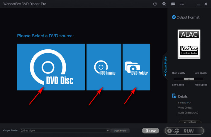 rip audio files from dvd free