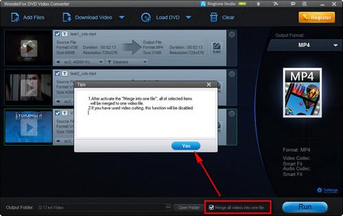 merge multiple pdf files into one file