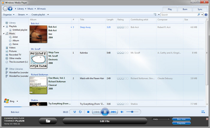 windows media player 10 free full version