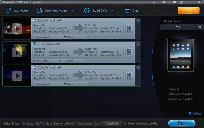 flash video file software