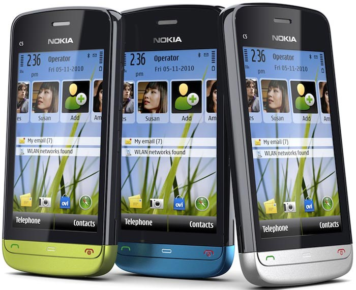 mobile software free  for nokia c5