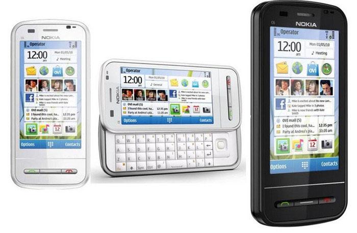 Nokia c6 video converter convert videos to nokia c6.