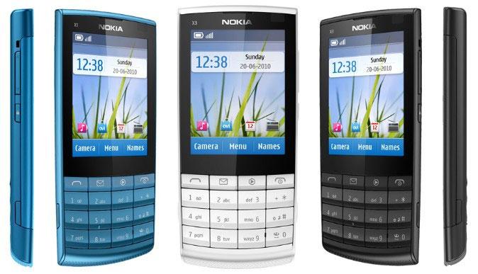 Nokia x3 rm-540 flashing tutorial & download firmware free youtube.