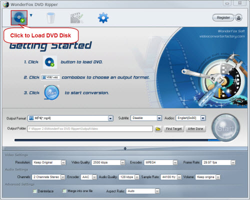 How to Copy DVD on Windows 7
