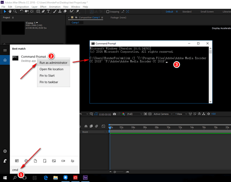 How to Solve AE Problems of Adobe Media Encoder is Not