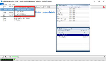 Cisco webex: convert a recording to. Mp4 – 3play media support.