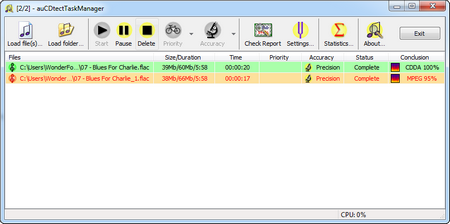Audio Checker – Check the True Quality of Your Audio Files