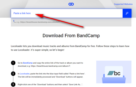 The Best 3 Free Bandcamp Downloaders to Download and Edit Bandcamp