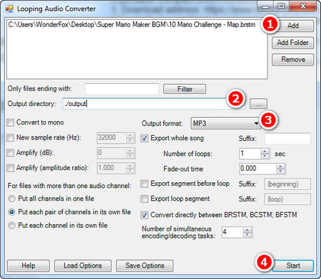 4 Best Free BRSTM Converters for Converting BRSTM to MP3