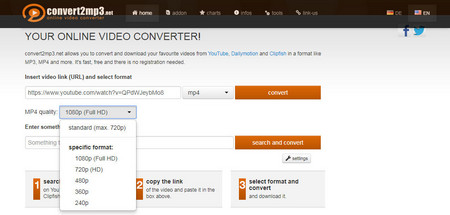 Convert Online Videos to MP3 Effortlessly with Convert2mp3