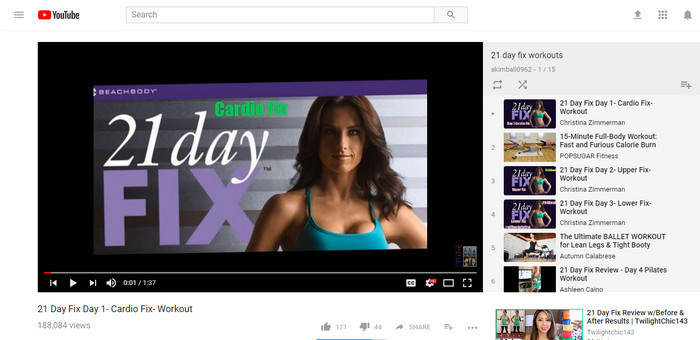 How to Copy 21 Day Fix Workout DVD to iPhone?