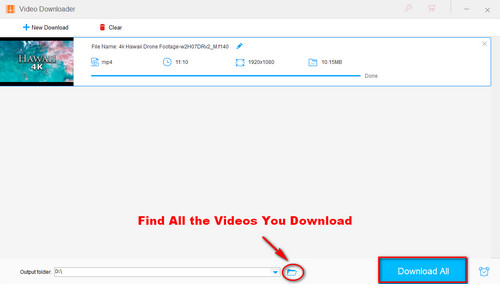 How to Download 1080P YouTube Videos with A Few Simple Clicks?