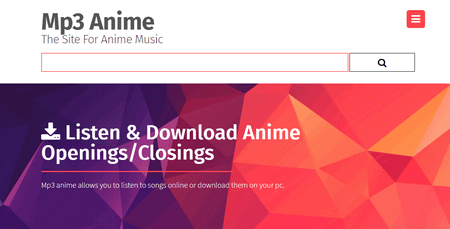 2018 Top 7 Websites To Download Anime Music In MP3