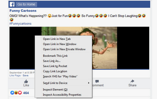 Quick Solutions on How to Download Video from Facebook Messenger