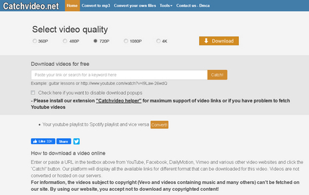 video download online any website