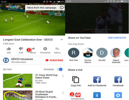 Watch YouTube Videos Offline – How to Download YouTube Videos on
