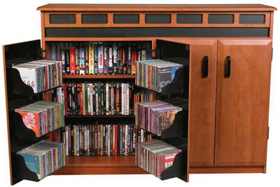 Physical Dvds Organizer