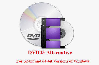 The Best DVD43 Alternative to Copy DVD Movies on 32-Bit and