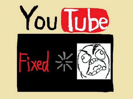 YouTube Videos are Lagging