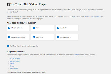 download html5 video youtube chrome