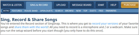 how to download songs from singsnap