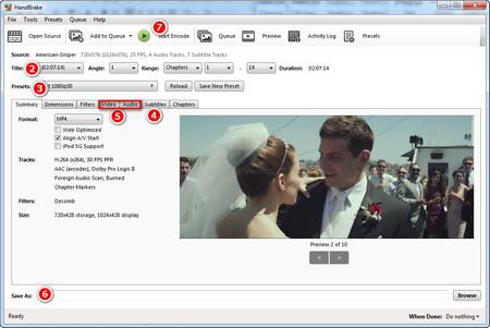HandBrake ISO – How to Resolve HandBrake ISO to MP4/MKV
