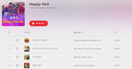 Enjoy Music Orgy! How to Get Holi Songs Download Easily