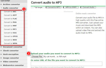 3 Handy and Simple Methods on How to Convert Video to Audio