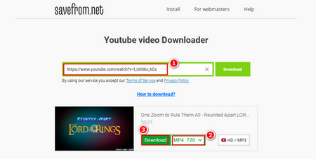 free youtube movie download online
