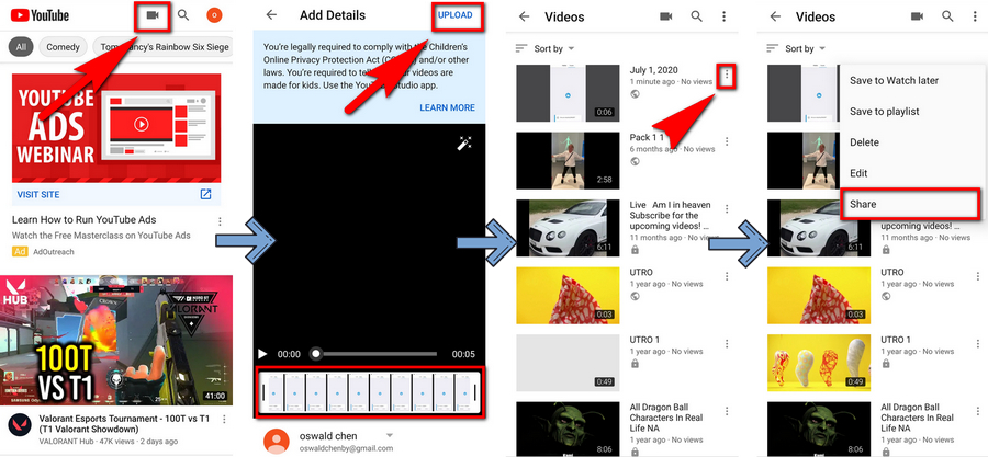 How to Send Long/Large Videos on Discord with Mobile or PC