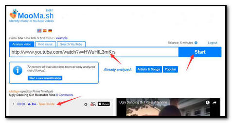 Youtube Song Finder How To Identify Music In Youtube Videos