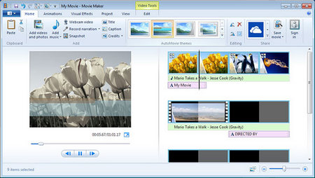 windows movie maker download free for pc